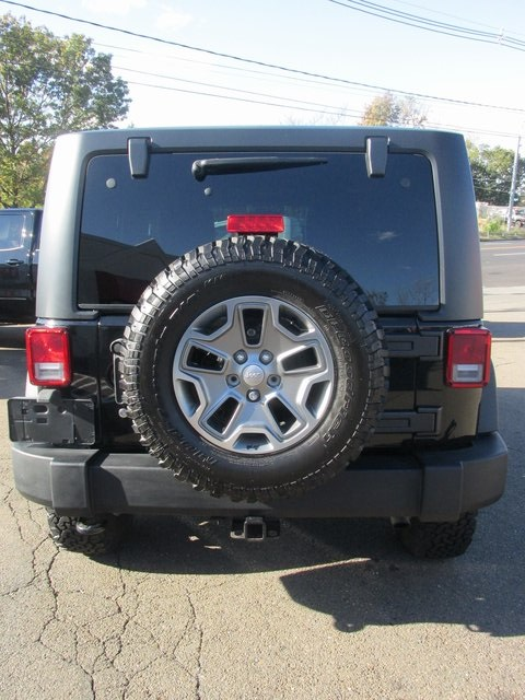 Certified Pre-Owned 2015 Jeep Wrangler Rubicon