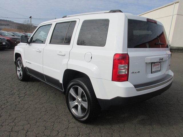 Certified Pre-Owned 2016 Jeep Patriot High Altitude