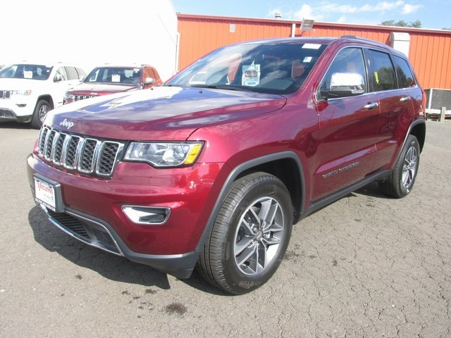 NEW 2018 JEEP GRAND CHEROKEE LIMITED 4X4 Auto