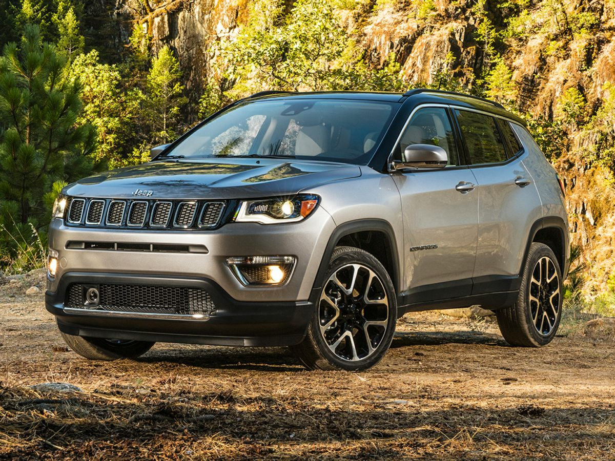 NEW 2018 JEEP COMPASS LATITUDE 4X4 Auto