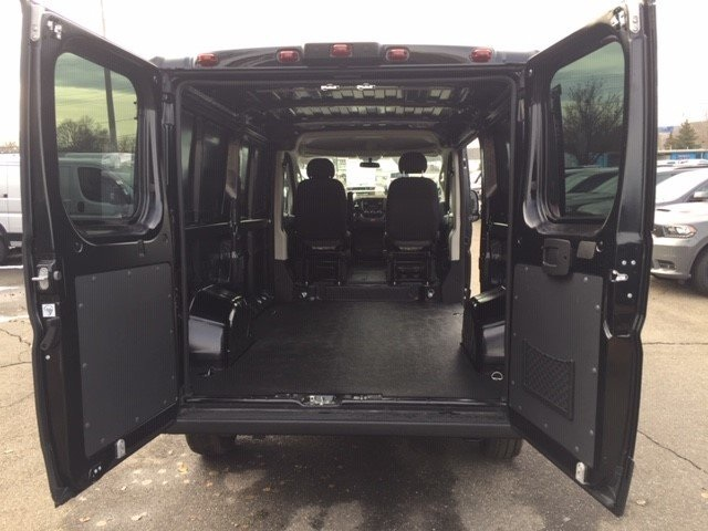 New 2020 RAM ProMaster Low Roof