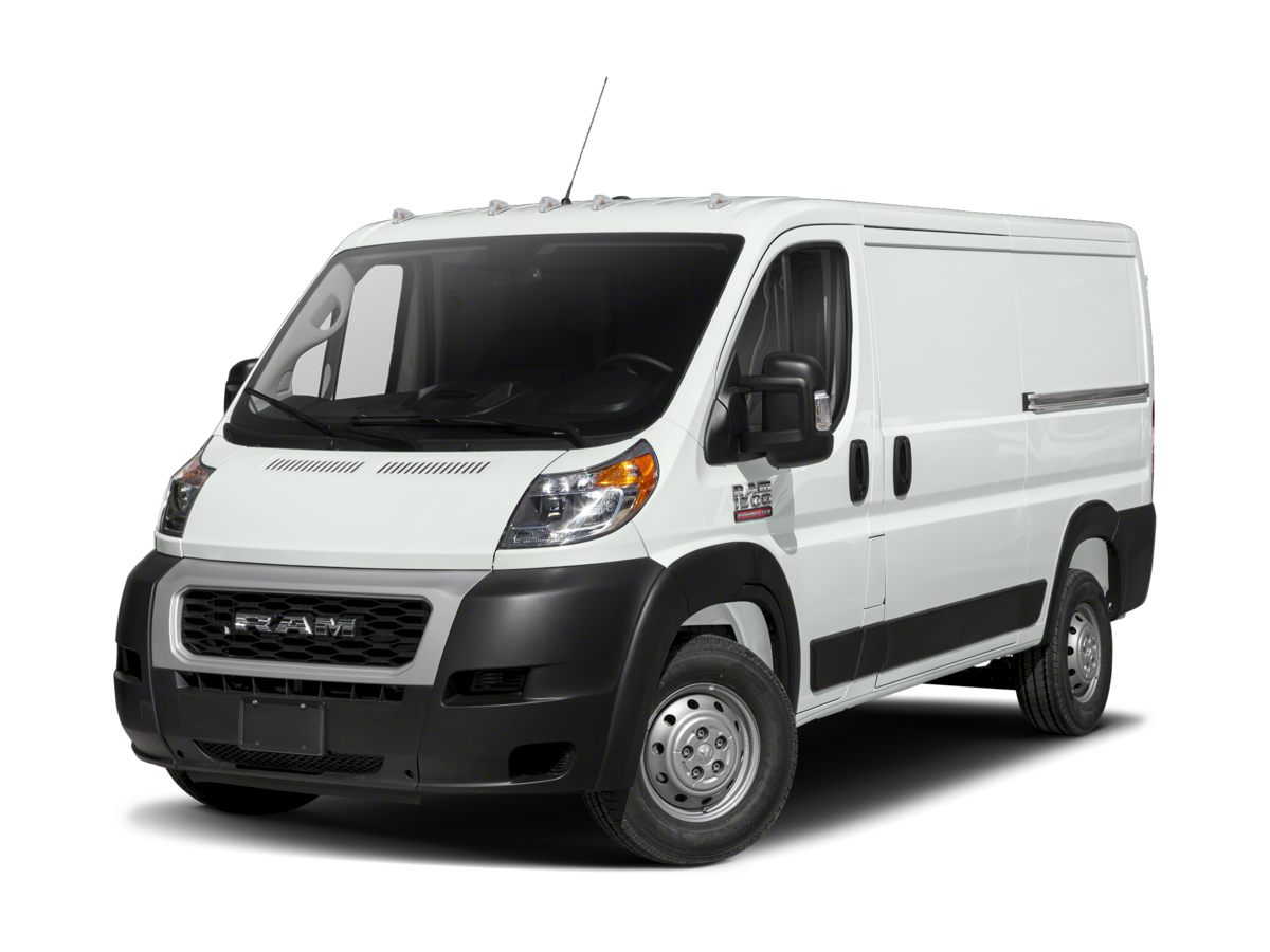 New 2019 RAM ProMaster® Low Roof