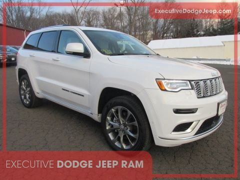 New 2019 JEEP Grand Cherokee Summit